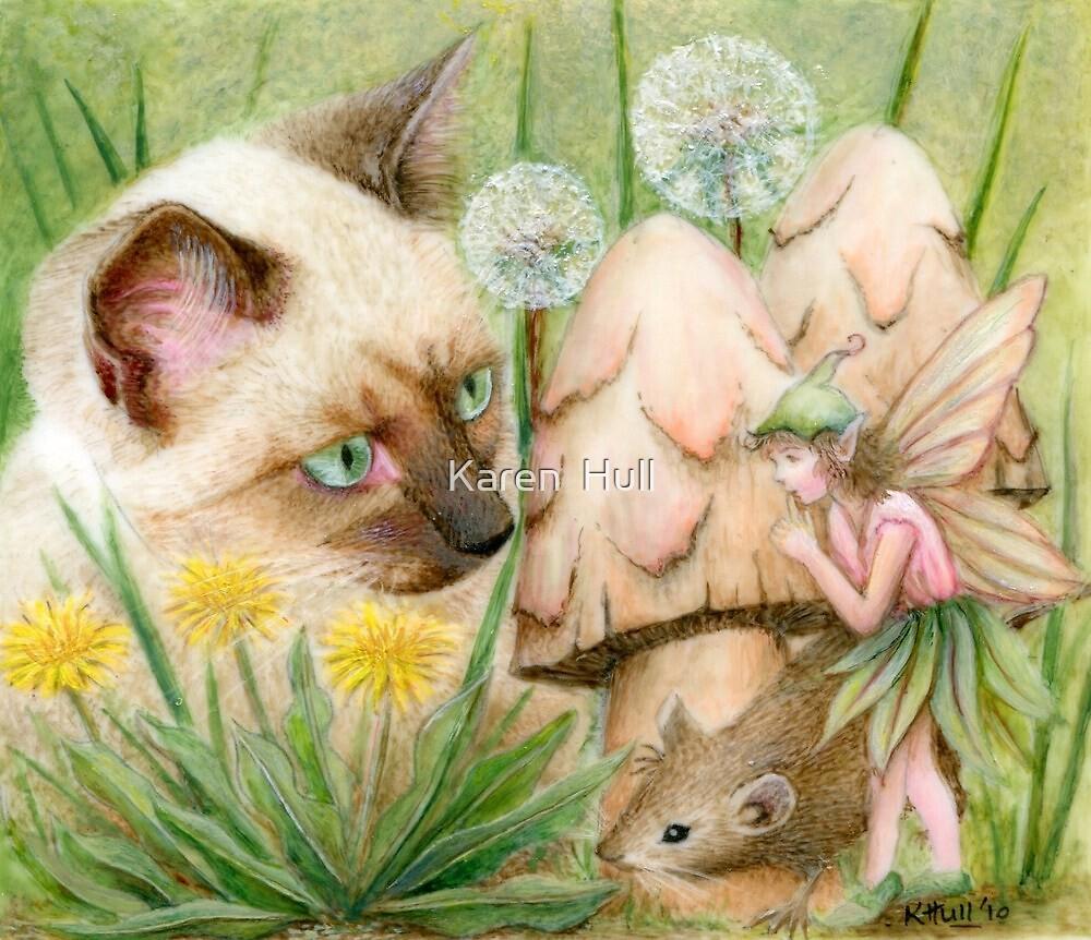 Hush Little Mouse by Karen  Hull