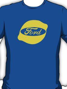 Ford Lemon Car or Truck - Yellow T-Shirt