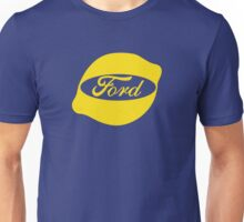 Ford Lemon Car or Truck - Yellow Unisex T-Shirt