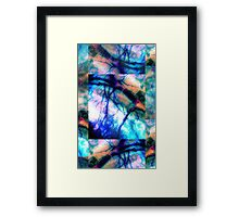 Abstract Composition – May 13, 2010  Framed Print