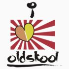 I love oldskool by Jeremy Cheung