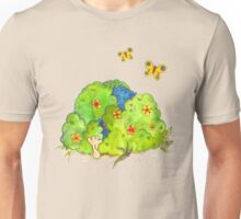 Little Blue and the game of hide and seek Unisex T-Shirt