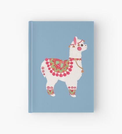 The Alpaca Hardcover Journal