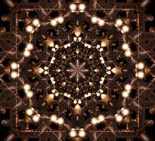 Dimensional Fold Glow Tower Step Zone X3 by xzendor7