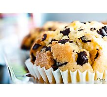 Muffin top? Don't mind if I do... Photographic Print