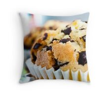 Muffin top? Don't mind if I do... Throw Pillow