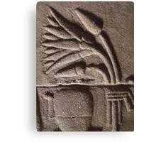ancient drawings Canvas Print