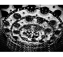 Black and White Light Photographic Print