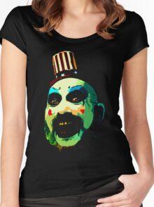 Spaulding Women's Fitted Scoop T-Shirt