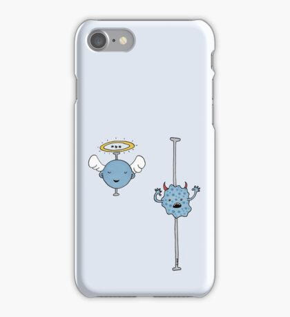 The Data of Good & Evil! iPhone Case/Skin