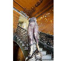 Staircase to La guarida, Havana, Cuba Photographic Print