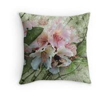Bee-witched Throw Pillow