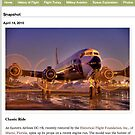 Smithsonian Air&Space article by njordphoto