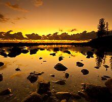 Burleigh Dawn by Jonathan Stacey