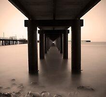 Rapid Bay Jetty by Darryl Leach