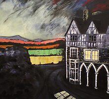 'Hotel' by Martin Williamson (©cobbybrook)
