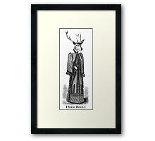Deer Emily... Framed Print