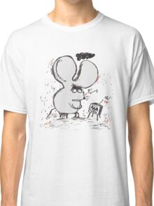 Moody Mouse Classic T-Shirt