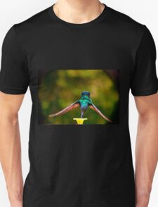 Do Not Watch Me While I Am Eating Unisex T-Shirt