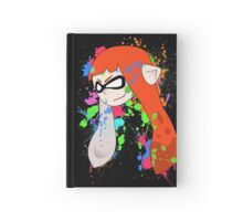 Squid Girl Hardcover Journal