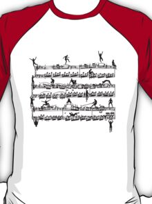 Mozart Men T-Shirt