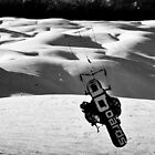 Snowkite II, Southern Alps by morealtitude