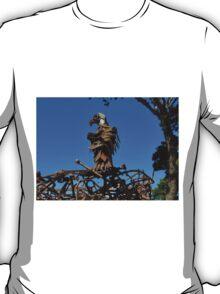 Eagle Sculpture, Arboretum, Canberra, Australia. T-Shirt
