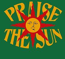 Praise The Sun!  by 0Coconut