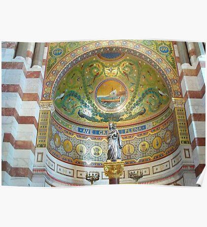 Sumptuous basilica Poster