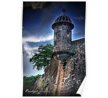El Morro (HDR) Poster