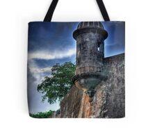 El Morro (HDR) Tote Bag