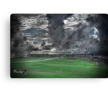 El Morro (HDR) Canvas Print