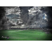 El Morro (HDR) Photographic Print