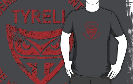Tyrell Genetic Replicants by synaptyx