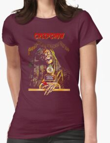 Creepshow Womens Fitted T-Shirt
