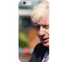 Boris Johnson, mayor of London iPhone Case/Skin