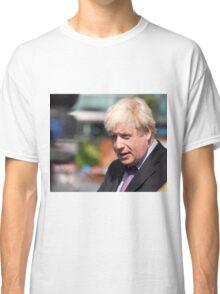 Boris Johnson, mayor of London Classic T-Shirt