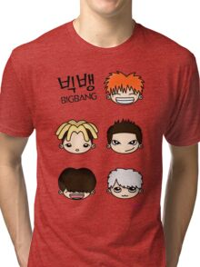 Big Bang Fan Art 1.0 Tri-blend T-Shirt