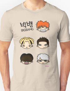 Big Bang Fan Art 1.0 Unisex T-Shirt