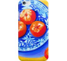 Mandarins iPhone Case/Skin