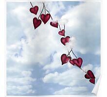 Heart Seeds - Version 2 Poster
