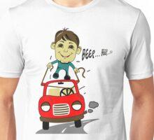 Beep...Beep... Unisex T-Shirt