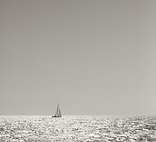 Tacking into The Wind by ShawnsPhotos