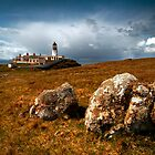 Neist Point Lighthouse by Jeanie