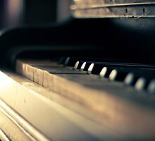 The piano #1 by Nicolas Noyes