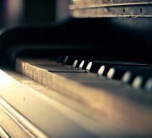 The piano #1 by Nicolas Noyes