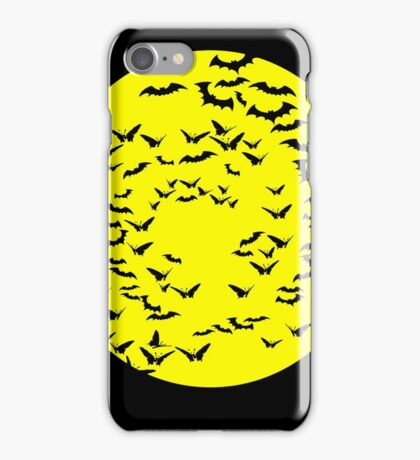 bats & butterflies 2  iPhone Case/Skin