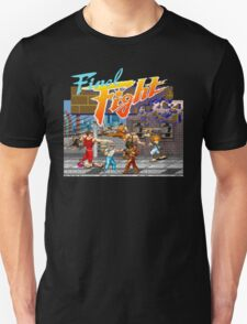 Metro City on fire! T-Shirt