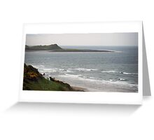Monreith Bay May 13th 2010 Greeting Card