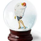 Snow Globe 1 by Margaret Orr